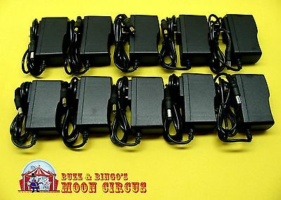 Lot Of 10 Nintendo Nes Ac Power Supply Adapter - New - Free Shipping!