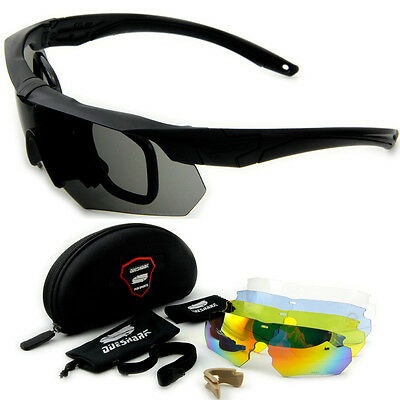 Military Goggles Ballistic Army Sunglasses Tactical Glasses For Wargame Airsoft