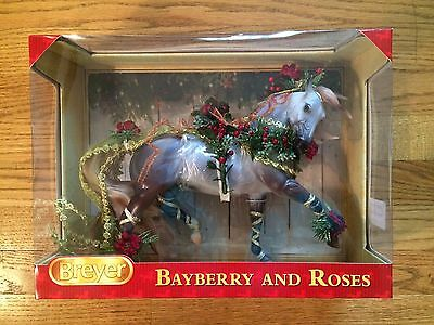 Breyer 700117 Bayberry & Roses 2014 Holiday Horse New in Box