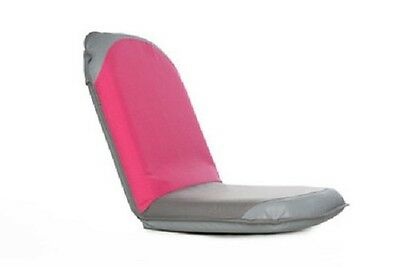 ComfortSeat Outdoor Regular Camping Seat Boat Folding chair pink