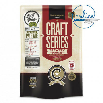 Mangrove Jack's Craft Series New Zealand Pale Ale Pouch - 2.5kg - Home Brew