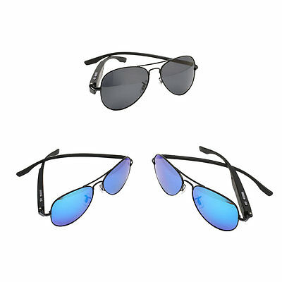 Driving Bluetooth Sunglasses Smart Eyewear Glasses For Android IOS Phone IB
