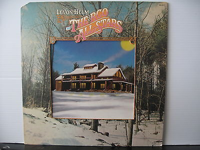 LEVON HELM and The RCO All-Stars ABC RECORDS VINYL LP Free UK Post