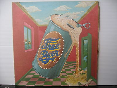 FREE BEER s/t SOUTHWIND RECORDS VINYL LP Free UK Post