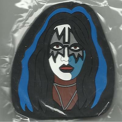 KISS ace frehley 2002 rubber FRIDGE MAGNET official merchandise IMPORT sealed