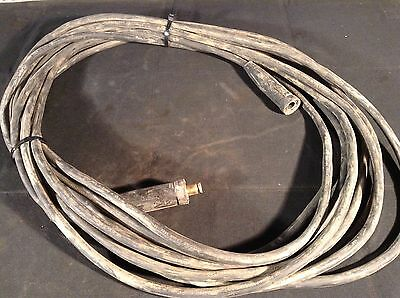 Welding Lead Cable 1/0, 50'