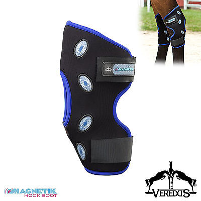 Veredus Magnetic HOCK BOOTS - From the Veredus MAGNETIK Line Therapeutic