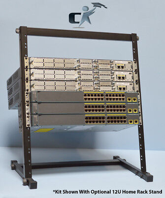 Advanced 3 Router & 3 Switch CCNA Lab Kit II *1 Year Warranty* *Includes Rack*