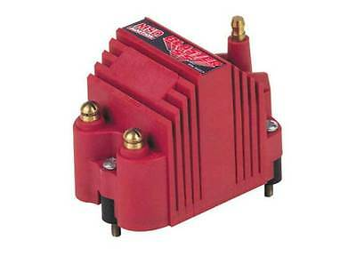 MSD Blaster SS Ignition Coils 8207 E-Core Square Epoxy Red 40,000 V Chevy Ford