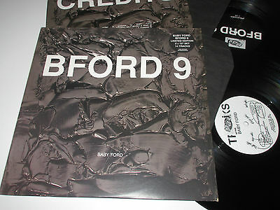 "2x12""/BABY FORD BFORD 9/Limited Edition/+ois +insert"