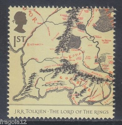 Great Britain 2004 - Tolkien - The Lord Of The Rings - 1 St. (1) - Mnh