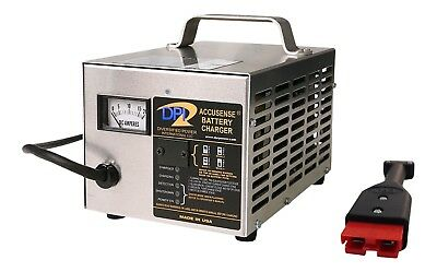 DPI 24Volt 20Amp golf cart battery charger - Anderson SB-50 (Red) connector