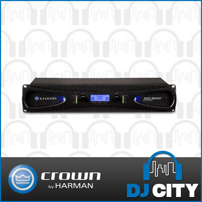 XLS1502 Crown 2 Channel Digital Power Amplifier 1550watt