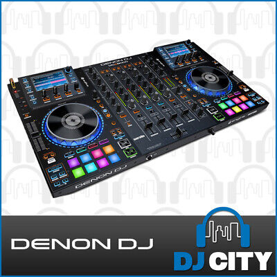 Denon DJ MCX8000 Stand-alone USB DJ Player and DJ Controller With Serato DJ