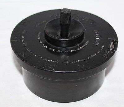 Johnsons 35mm Developing Tank - Vintage - Complete