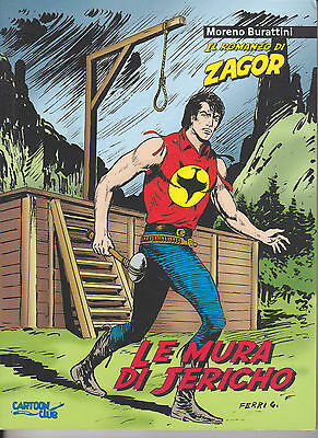 Il romanzo di Zagor - LE MURA DI JERICHO - Cartoon Club