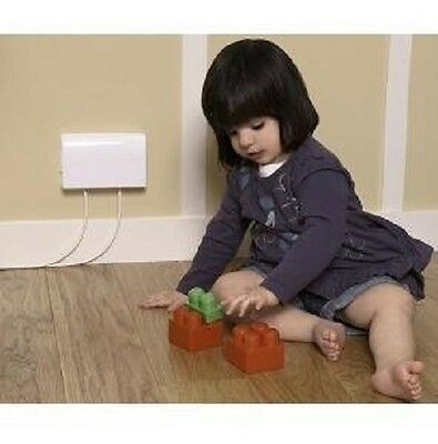 Clippasafe Electric Plug Socket Protector Cover Baby Child Safety New