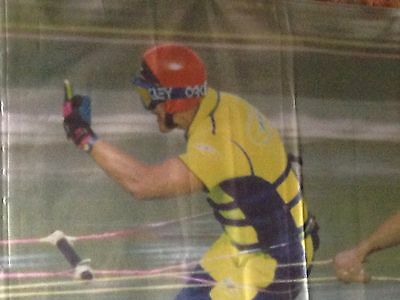 'THE BIRD' WATERSKI RACING BANNERS Water ski Race * Great For Man Caves !
