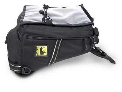 Wolfman Motorcycle Luggage - Explorer Lite Tank Bag 13L