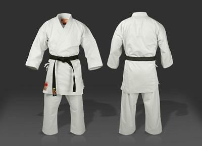 K.O Adult 10oz Tournament Japanese Cut Kata Karate Gi Suit Uniform