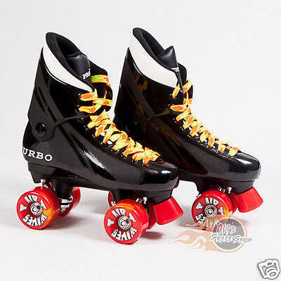 Ventro Pro Turbo Quad Roller Skate, Bauer Style - Orange