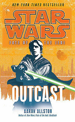 Aaron Allston - Star Wars: Fate of the Jedi - Outcast (Paperback) 9780099542704