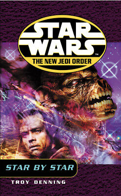 Troy Denning - Star Wars: The New Jedi Order - Star By Star (Paperback)