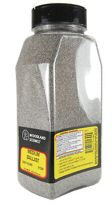 Woodland Scenics Medium Ballast Grey Blend B1394