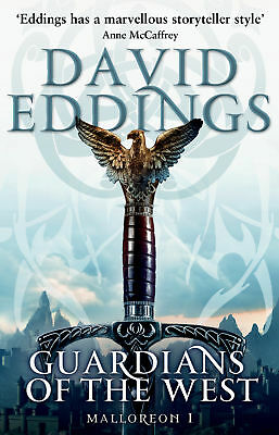 David Eddings - Guardians Of The West: (Malloreon 1) (Paperback) 9780552168564