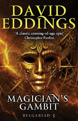 David Eddings - Magician's Gambit: Book Three Of The Belgariad (Paperback)