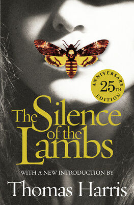 Thomas Harris - Silence Of The Lambs: 25th Anniversary Edition (Paperback)
