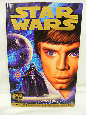 Star Wars - Graphic Novel - A New Hope