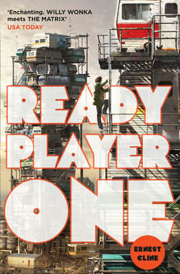 Ernest Cline - Ready Player One (Paperback) 9780099560432