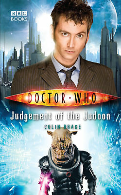 Colin Brake - Doctor Who: Judgement of the Judoon (Paperback) 9781785940866