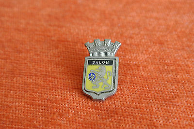 15958 Pin's Pins Blason Armoiries Salon De Provence