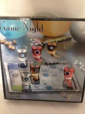 Game Night Shoots & Ladders Drinking Game, New