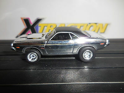 AUTO WORLD ~ '70 Dodge Challenger Body ~ Add Your Own Chassis ~ FITS AFX, JL