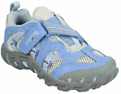 Merrell J85010Y Waterproof Persian Jewel Z Rap Closure Air Cushion Kids Trainers