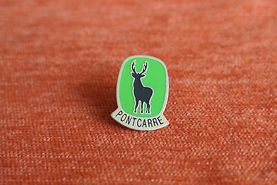 15991 Pin's Pins France Seine Et Marne Pontcarre Chevreuil Cerf Chasse Hunting