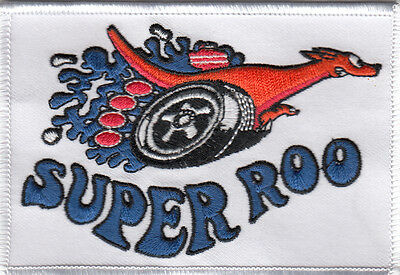 Ford Super Roo Embroidered Patch