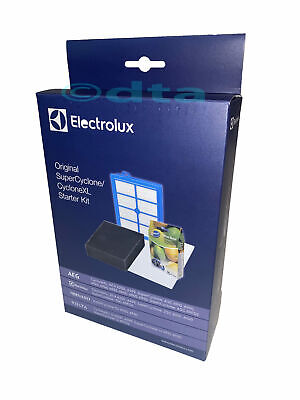 Electrolux Vacuum Cleaner Super Cyclon XL Filter kit