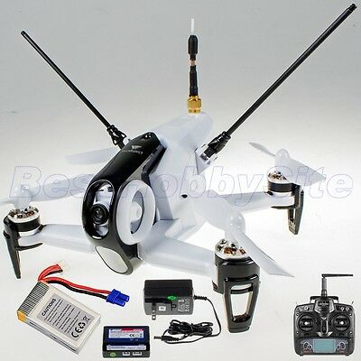 WALKERA Rodeo 150 40CH 5.8G FPV Racing Drone Quad DEVO7 RTF White Mode2 HK Ship