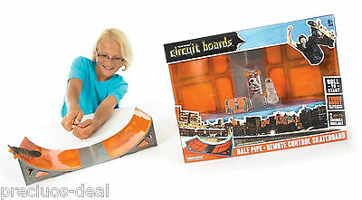 Hexbug Tony Hawk Circuit Boards Power Board Half Pipe Ramp Skate remote control