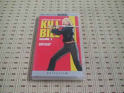 Kill Bill Volume 2 Film UMD für Sony PSP *OVP*