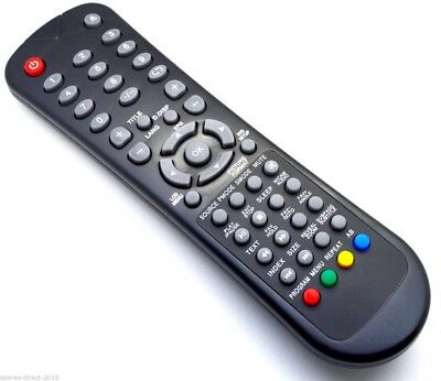 *NEW* Replacement TV Remote Control for Technika LCD32-270 LCD32-270-ROI