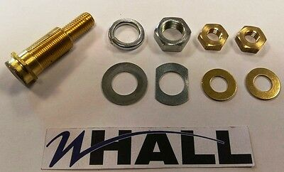 Albright SW 89 Terminal Contact (fixed) with nuts & washers: PN: 2065-111E