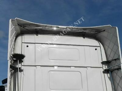 DAF XF 105 / 106 Super Space Truck Top Rear Roof Light Bar + LED Lights