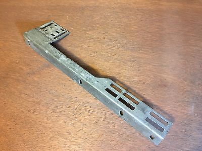 Left Flag bracket Residential vertical track bracket