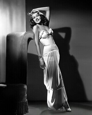 Rita Hayworth Legendary Actress - 8X10 Publicity Photo (Nn-099)