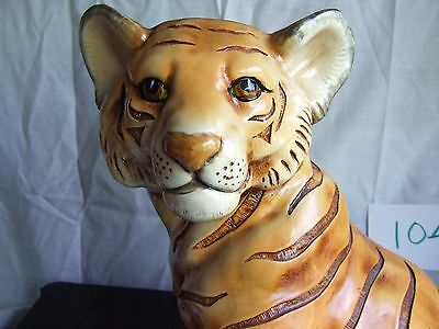 Rare Marwal Large Vintage Tiger Cub Excellent Condition